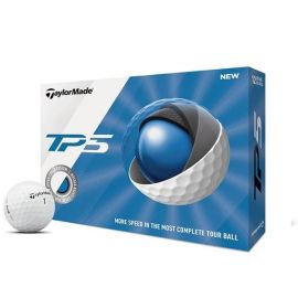 TaylorMade TP5 Golf Balls Buy 2+1 Free