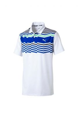 Puma Golf Road Map Men's Shirt