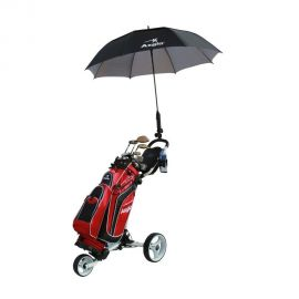 Axglo 3 Wheel Trilite Ultra Compact Foldable Aluminium Trolley