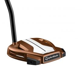 TaylorMade Spider X Copper Single Bend Putter - RH