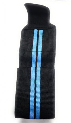 YOGPRO Wrist Support Black Blue