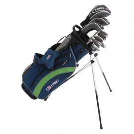 Us Kids Tour Series TS3 10 Club + Bag Junior Golf Set