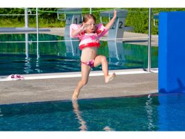 Puddle Jumper Deluxe - Fairy arm Swim Floatation Belt
