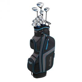 Tour Edge Bazooka 360 Senior Complete Set 12 Clubs & Cart Bag
