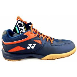 Yonex SHB 36 Badminton Shoes Navy & Blue
