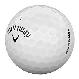 Callaway Supersoft Magna Golf Balls White (One Dozen)