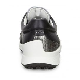 ECCO Men Golf Biom Hybrid Shoes - Black / Black