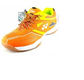 Yonex SHB 36 Badminton Shoes Bright Orange