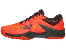 Yonex Eclipsion 2 Tennis Shoes (Red/Black)