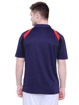 Yonex Printed Men Polo T-Shirt