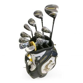 Callaway Warbird Steel Complete Set 12 Clubs and Bag RH