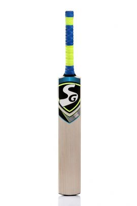 SG Nexus Xtreme English Willow Cricket Bat, SH (Color May Vary)