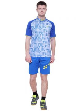 Yonex Mens Tshirt 1102 - Turkish Sea