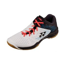 Yonex Power Cushion SHB 03EX  Badminton Shoes  White & Black