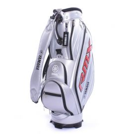Yamaha RMX Golf Caddie Cart Bag Grey/Silver