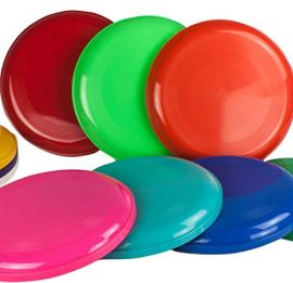 Frisbees Colourful
