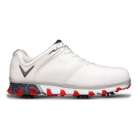Callaway Apex Pro S Shoes White/Red