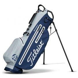 Titleist 4UP StaDryƒ?› Stand Bag-Grey/Navy