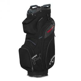 Callaway Org 14 Cart Bag 2019 - Black/Red