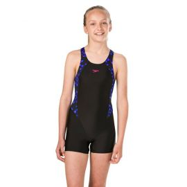 Speedo Girl's swimwear Printed Legsuit