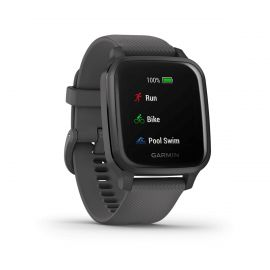 Garmin Venu Square - Shadow Gray/Slate
