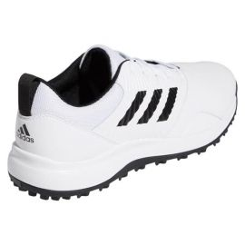 Adidas Traxion CP Men's Golf Shoes White