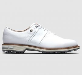FootJoy Premiere Series Packard XW Spiked Golf Shoes-White