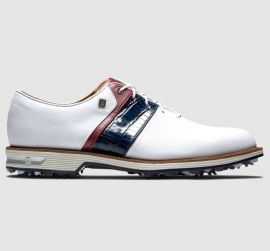 FootJoy Premiere Series Packard XW Spiked Golf Shoes-Black