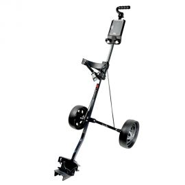 Golf Gear 2 Wheel Steel Trolley
