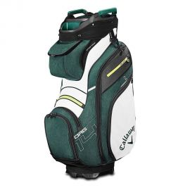 Callaway Org 14 Cart Bag 2019 - Black/Tit/White