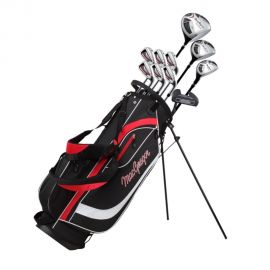 MacGregor CG2000  Men's Golf Set - 10Clubs + Bag