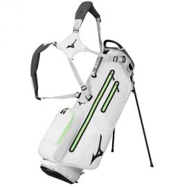Mizuno K1-LO Stand Bag-White