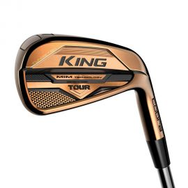 King Cobra Tour Copper 4-PW Steel Irons