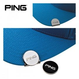 PING Magnetic Hat Clip and Ball Marker