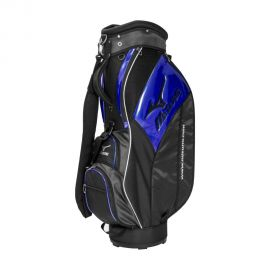 Mizuno MRB Caddy Bag - Black/Blue