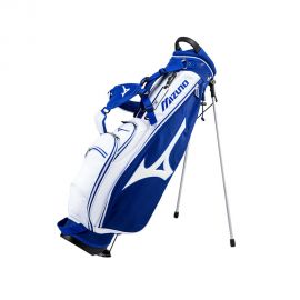Mizuno Tour Series Slim Stand Bag, Blue/White
