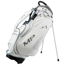 Mizuno MP Limited Edition Stand Bag, White