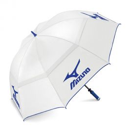 Mizuno Tour Umbrella Double Canopy White