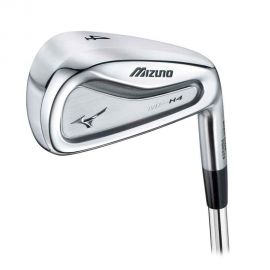 Mizuno MP H4 Steel Irons 4-PW