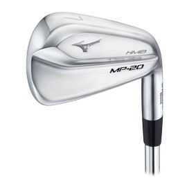 Mizuno MP-20 HMB 4-PW Steel Irons