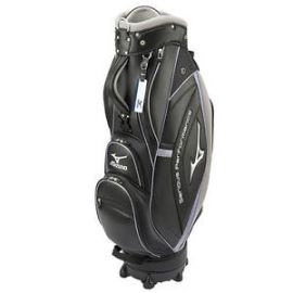Mizuno Nexlite Caddy Bag Black/Silver