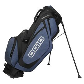 OGIO Shredder 2018 Stand Bag Blue Static