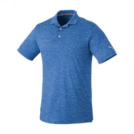 Puma Men's Performance Heather Polo T-Shirt