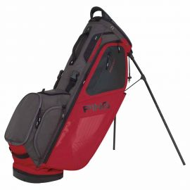 Ping 2019 Hoofer 14 Stand Bag Red/Graphite