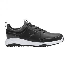 Puma Grip Fusion 2.0 WD Spikeless Golf Shoes Black
