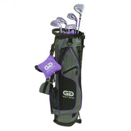 Golf Gear Ultralight 5 Club Junior 54
