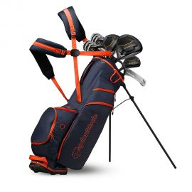TaylorMade RBZ Black Steel Golf Package Set - 2019