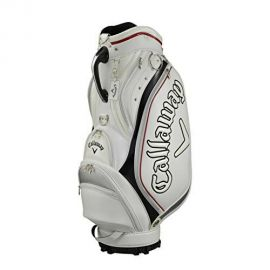 Callaway Bag EXIA Cart Type Men White