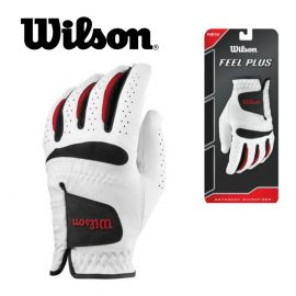 Wilson Feel Plus Men's Golf Glove