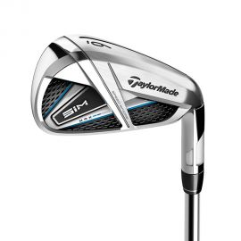TaylorMade SIM Max Steel Irons 5-SW
